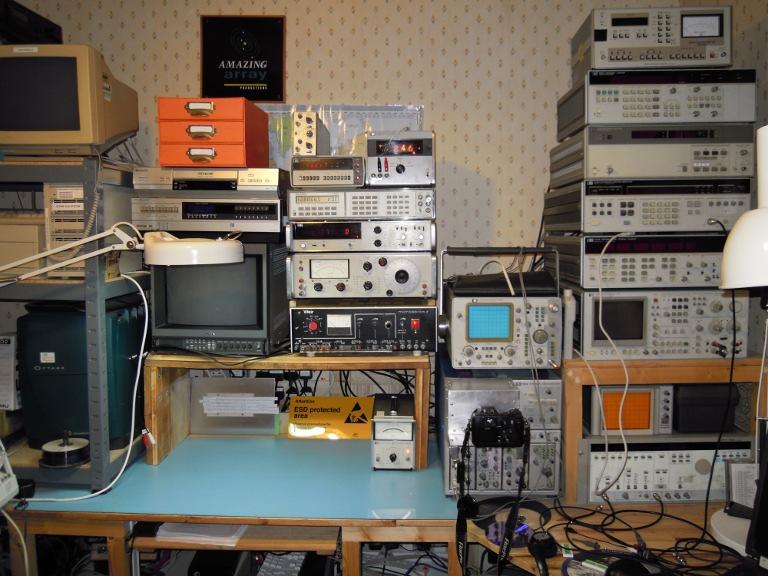 Controlling GPIB Instruments from Ubuntu Linux